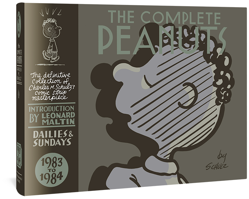 The Complete Peanuts 1983-1984: Vol. 17 Hardcover Edition