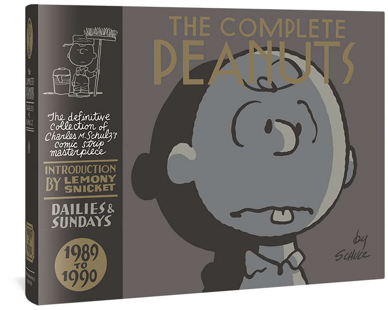 The Complete Peanuts 1989-1990: Vol. 20 Hardcover Edition