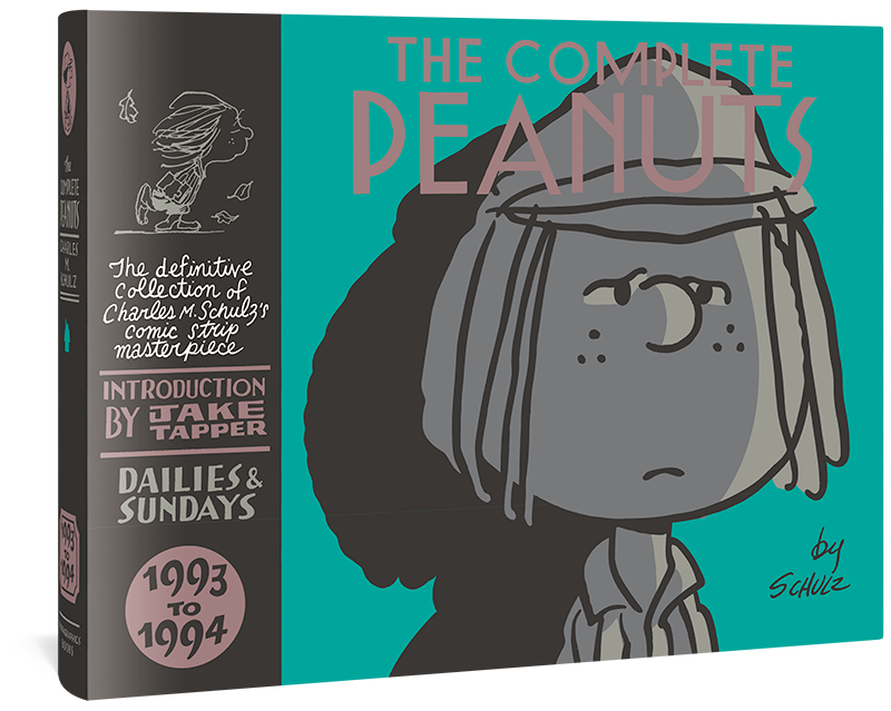 The Complete Peanuts 1993-1994: Vol. 22 Hardcover Edition