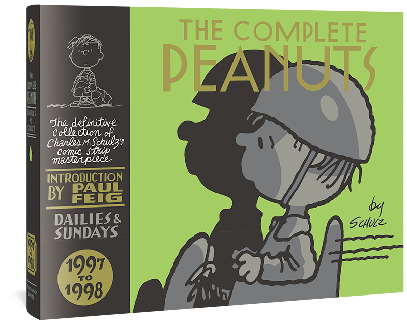 The Complete Peanuts 1997-1998: Vol. 24 Hardcover Edition