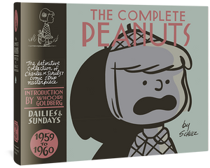 The Complete Peanuts 1959-1960: Vol. 5 Hardcover Edition