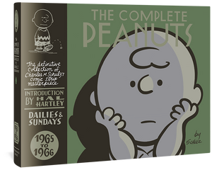 The Complete Peanuts 1965-1966: Vol. 8 Hardcover Edition