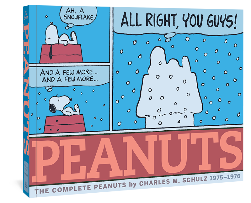 The Complete Peanuts 1975-1976: Vol. 13 Paperback Edition