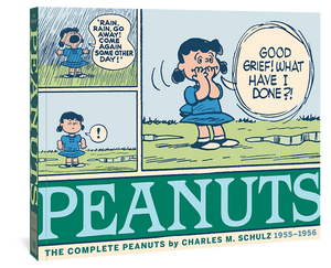 The Complete Peanuts 1955-1956: Vol. 3 Paperback Edition