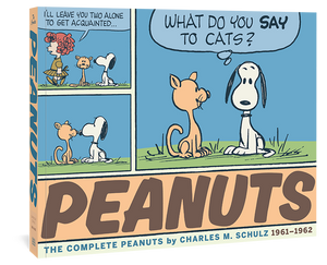 The Complete Peanuts 1961-1962: Vol. 6 Paperback Edition