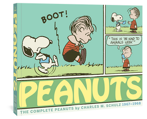 The Complete Peanuts 1967-1968: Vol. 9 Paperback Edition