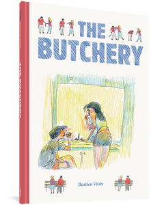 The Butchery cover image