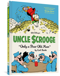 "Walt Disney's Uncle Scrooge ""Only A Poor Old Man"": The Complete Carl Barks Disney Library Vol. 12"