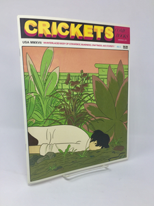 Crickets #6 cover image