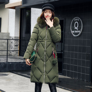 Winter Thick Coat Parka