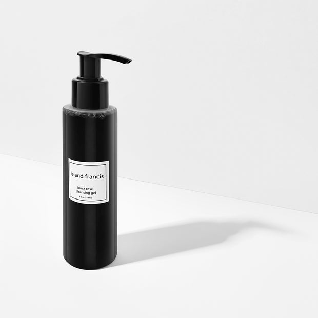 Black Rose Cleansing Gel