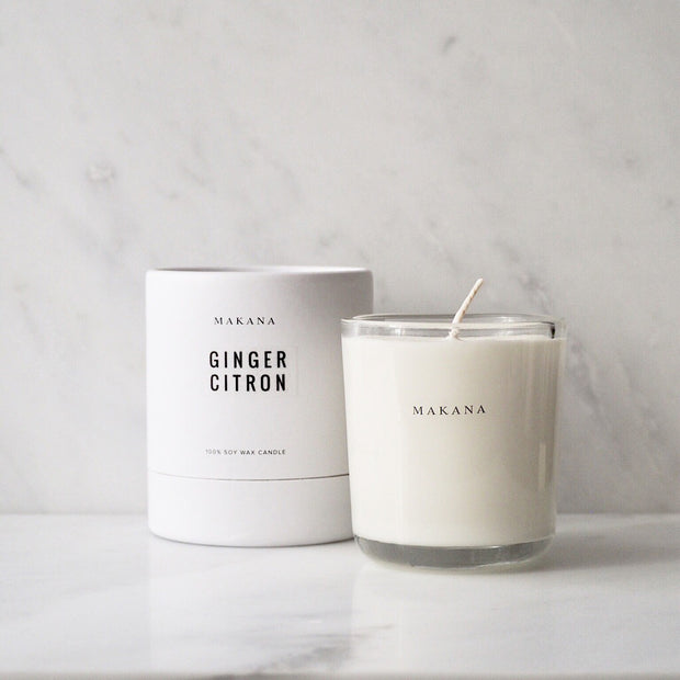 Ginger Citron - Classic Candle