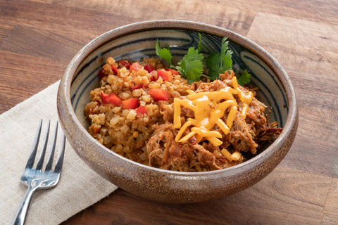 KETO Southwestern Pork - Scratch Food