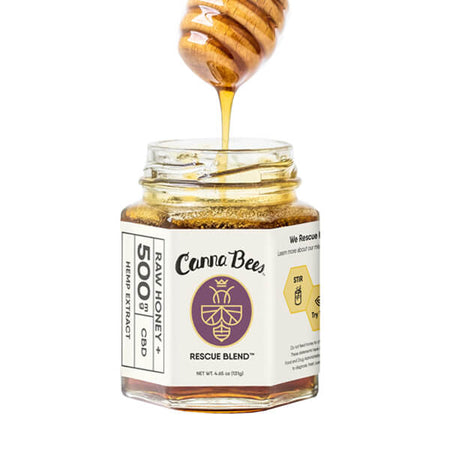 Canna Bees HONEY JAR 500mg