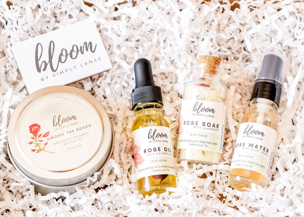 Mini Self-Care Gift Set ($32 Value)