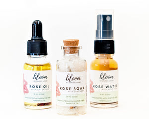 Mini Self-Care Trio Set