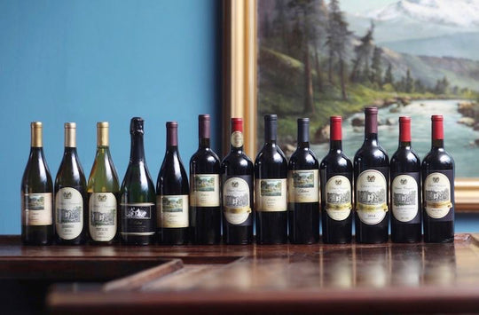 Extraordinary hand-crafted wines since 1890