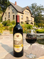 2016 Captain's Red Wine Blend