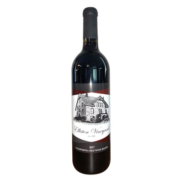 2017 California Red Wine Blend