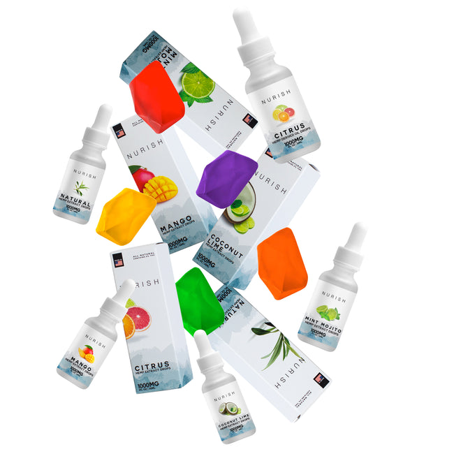 Tinctures + Gummy Bundle