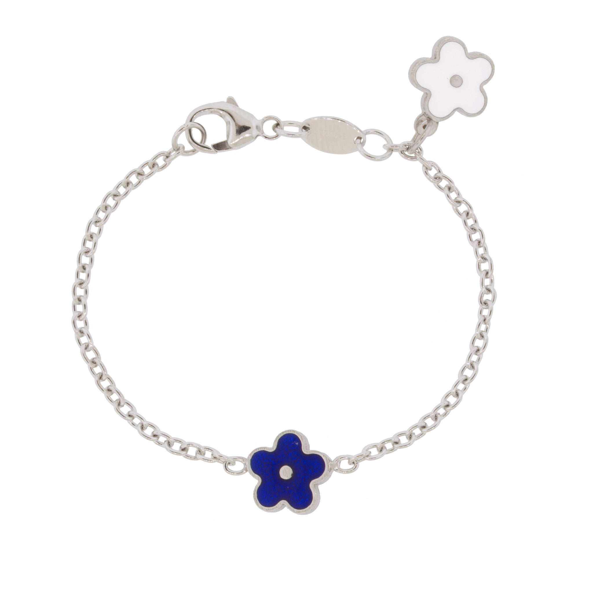 flowers front the smell charm charms products bracelet jewellery jemulet sterling silver