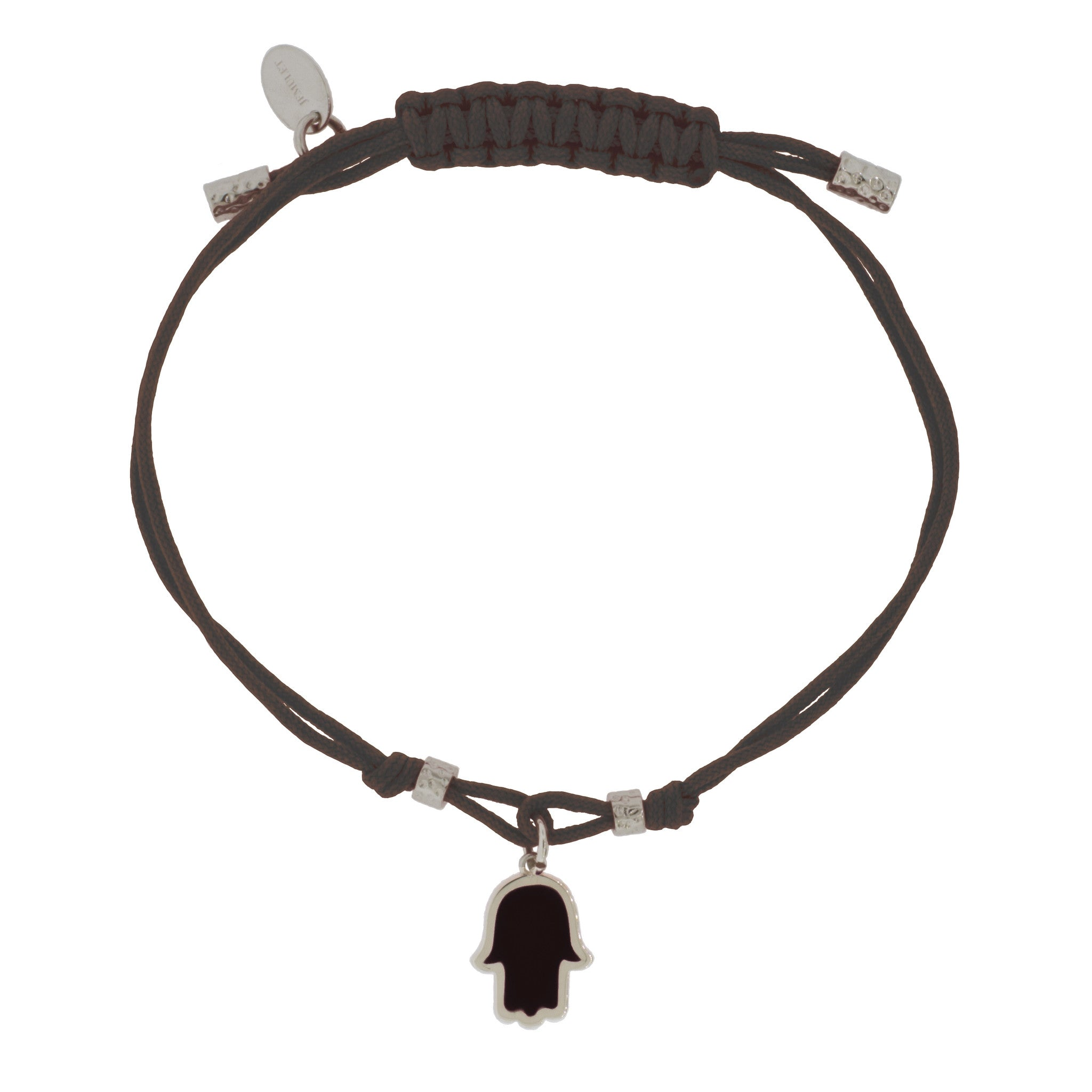 Touch of Luck Pendant Bracelet - Black