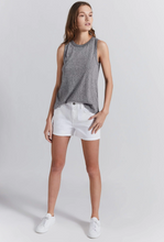 Load image into Gallery viewer, Current/Elliott - The Muscle Tank in Heather Grey