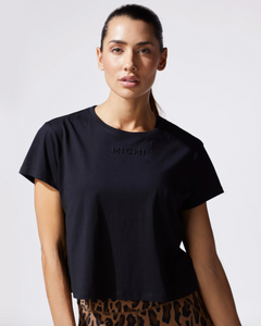 Michi - Flash Top in Black