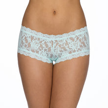 Load image into Gallery viewer, Hanky Panky - Signature Lace Boyshort in Pistachio