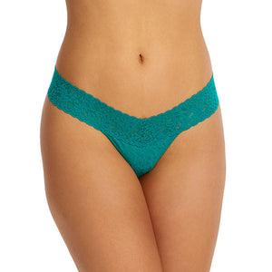 Hanky Panky - Signature Lace Low Rise Thong in So Jaded