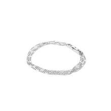 Load image into Gallery viewer, Jenny Bird - Corso Bracelet in Silver
