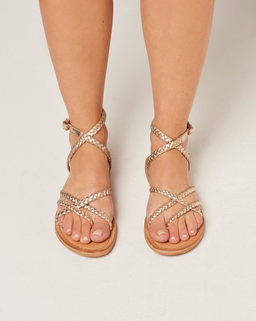 L*Space - Hermosa Sandal - Gold