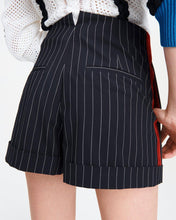 Load image into Gallery viewer, Rag & Bone - Jess Pinstripe Short in Pinstripe