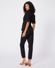 Load image into Gallery viewer, Paige - Mayslie Jumpsuit - Black