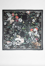 Load image into Gallery viewer, Zadig & Voltaire - Kerry Vanite Scarf - Noir