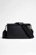 Load image into Gallery viewer, Zadig & Voltaire - Lolita Suede Handbag - Noir