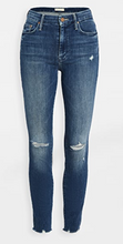 Load image into Gallery viewer, Mother - High Waisted Looker Ankle Fray Denim - Get Your Groove Back