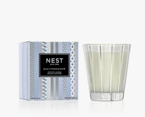 Nest - Classic Candle - Blue Cypress & Snow
