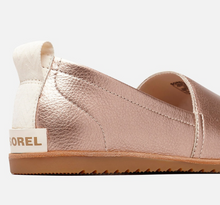 Load image into Gallery viewer, Sorel - Ella Slip On - Warm Gold