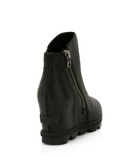 Load image into Gallery viewer, Sorel - Joan of Arctic Wedge - Zip Black