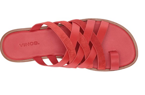 Vince Footwear - Piers - Adobe Red