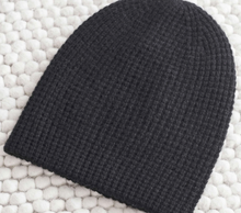 Load image into Gallery viewer, White + Warren - Thermal Cashmere Beanie Hat