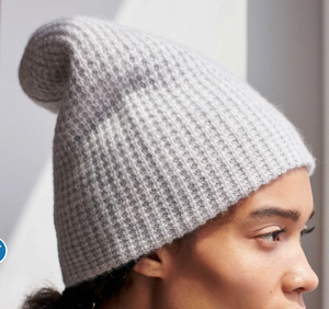 White + Warren - Thermal Cashmere Beanie Hat