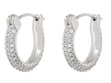 Load image into Gallery viewer, Luv Aj - Antoinette Huggie Earrings