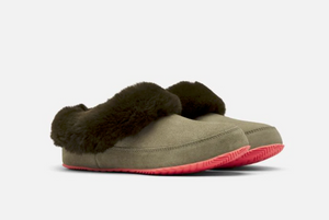 Sorel Go - Coffee Run Slipper - Sage