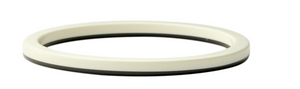 Machete - Thin Bangle Bracelet - Black and Ivory