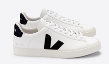 Load image into Gallery viewer, Veja - Men's Campo Leather Sneaker - White/Black