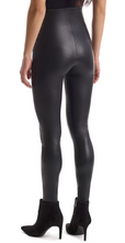 Load image into Gallery viewer, Commando - Faux Leather Legging with Perfect Control - Black