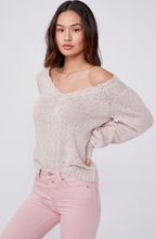 Load image into Gallery viewer, Paige - Alicia Sweater - Ivory Multi