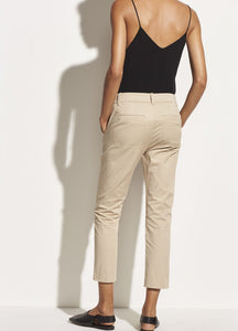 Vince - Coin Pocket Chino in Latte